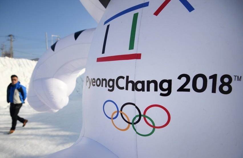 Igrzyska olimpijskie w Pjongczangu rozpoczną się 9 lutego, a...