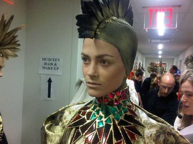 , zaczynała karierę w Białymstoku na konkursach piękności