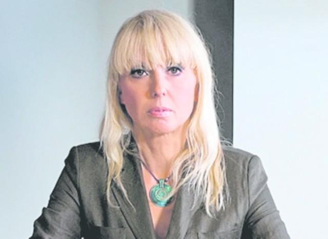 Jolanta Szczygieł-Rogowska, dyrektorka Galerii im. Sleńdzińskich w Białymstoku.