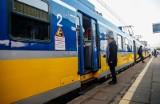 Awaria sieci trakcyjnej w Wejherowie 16.12.2020 r. Opóźnienia w kursowaniu pociągów