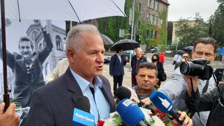 40 rocznica porozumień sierpniowych. Zbigniew Bujak w Opolu.