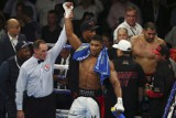 Gala boksu: Joshua powalił Molinę i zaprosił do ringu Kliczkę. Szpilka nadal czeka
