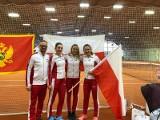 Polki awansowały do finału Drużynowych ME do lat 16 w tenisie. Bohaterką turnieju w Puszczykowie była czempinianka Zuzanna Kubacha