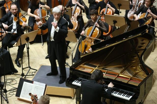 Seong-Jin Cho, Tadeusz Strugała i Orkiestra Filharmonii Poznańskiej