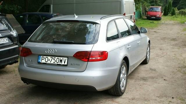 Ukradli Audi na Strzeszynie - złodzieja szukają na Facebooku. Widzieliście ten samochód?