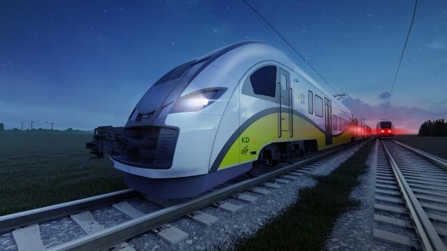 Wybrany przez Koleje Dolnośląskie model Elf2 należy do najnowszej generacji pociągów elektrycznych zaprojektowanych przez PESA Bydgoszcz