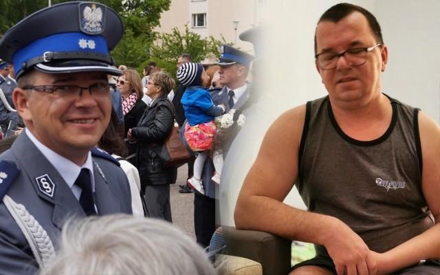 Policjant z Zawiercia potrzebuje pomocy. Jest po udarze, a rehabilitacja jest naprawdę droga. Możemy mu pomóc.