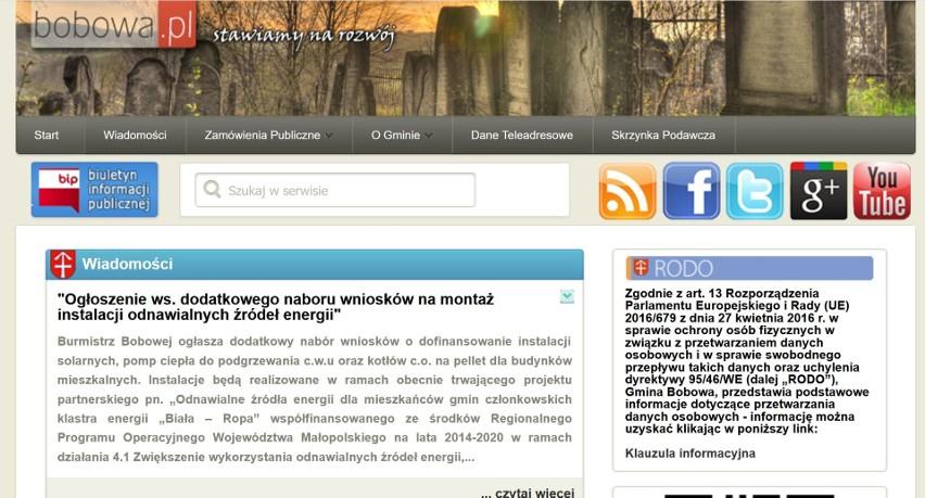 59. Bobowa - miasto - 27 131 złotych rocznie - tyle wynosi...