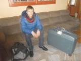 Niepełnosprawny Sebastian został wysłany z Niemiec jak paczka na święta