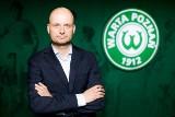 Warta Poznań ma nowego prezesa. To Bartosz Wolny, a poprzedni prezes zostaje w klubie