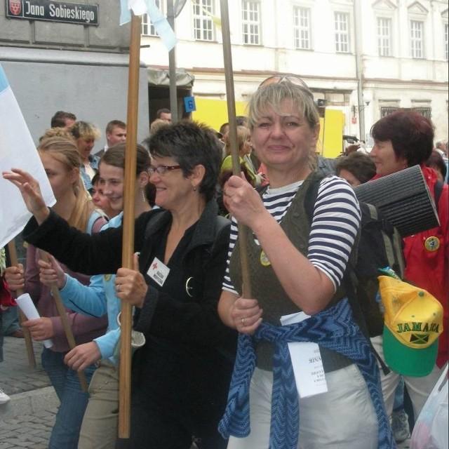 Pielgrzymi z Nysy jako pierwsi wyruszyli na trasę do Częstochowy.