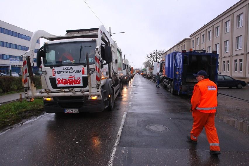 W środę ogólnopolski protest firm śmieciowych