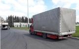 Znów przeładowane ciężarówki na łódzkich ulicach. Rekordzista był za ciężki o ponad 1,5 tony