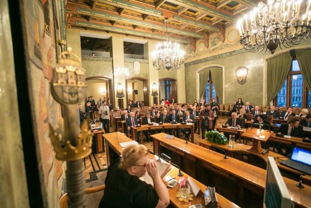 Środowe obrady rady miasta