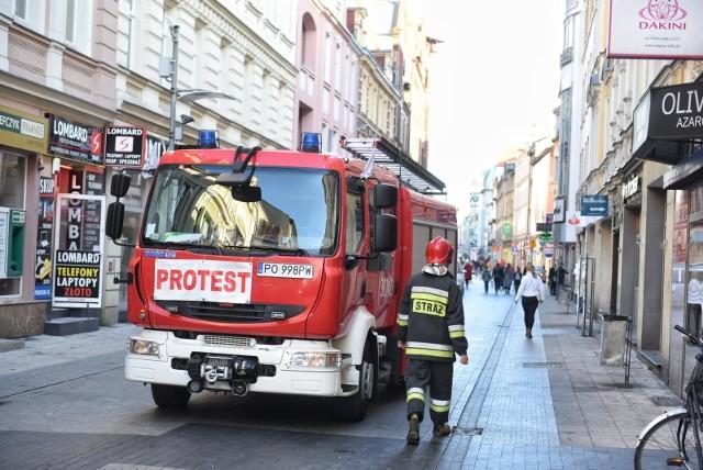 Straż pożarna w Poznaniu