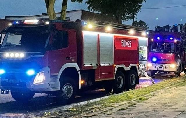 Podpalał pustostany w Lublińcu. Namierzyła go policja. Grozi mu nawet więzienie