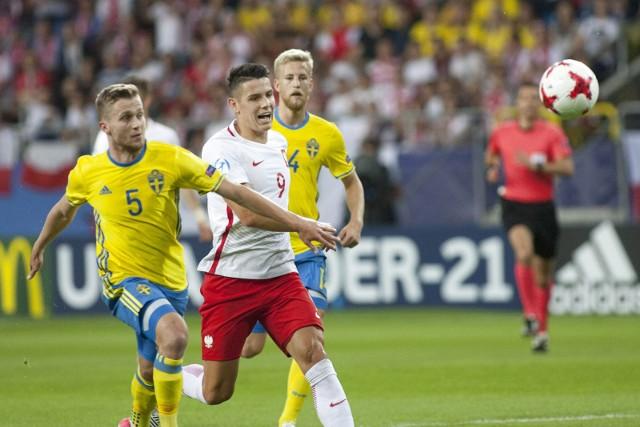 Mariusz Stępiński jest najmłodszym debiutantem w seniorskiej reprezentacji Polski w XXI wieku.
