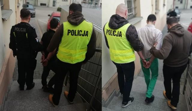 Zatrzymani przez policje mężczyźni, którzy zdewastowali kościół i pobili proboszcza, odpowiedzą za swoje czyny przed sądem