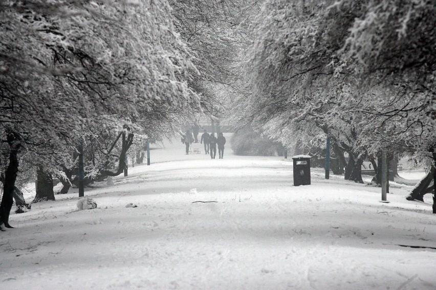 Pierwszy atak zimy już w październiku?...