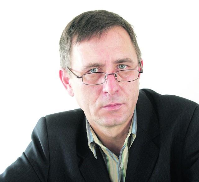 Janusz Szymonik, zastępca redaktora naczelnego Dziennika Zachodniego