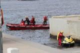 Tragedia w Darłowie. Dzieci porwane przez fale Bałtyku. W morzu zaginęła dwójka z nich. Jedno dziecko nie żyje [ZDJĘCIA, NOWE FAKTY]