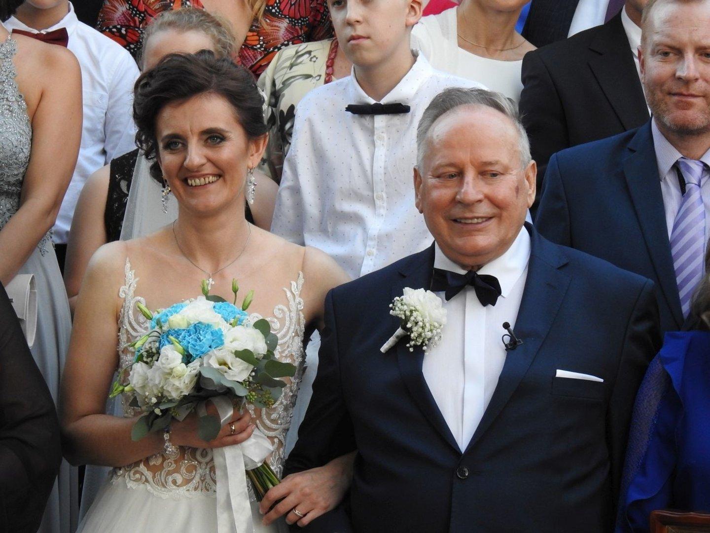 ślub Daniela Martyniuka Zenek Martyniuk Zaśpiewał Z żoną Na Weselu