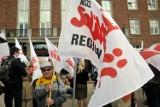 Pomorze: Czwartkowa akcja protestacyjna NSZZ Solidarność [SONDA]