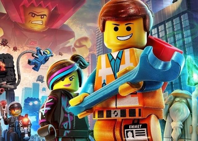 LEGO Przygoda gra wideoEmmet, bohater LEGO Przygoda gra wideo