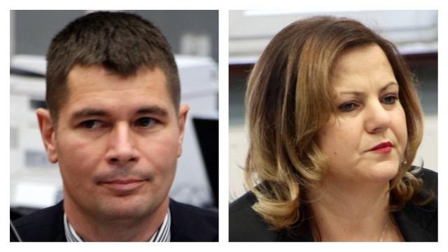 Marcin Dziadzio został nowym wicestarostą grudziądzkim, a Barbara Dobek nowym członkiem zarządu powiatu grudziądzkiego. Oboje to radni reprezentujący Gminę Grudziądz