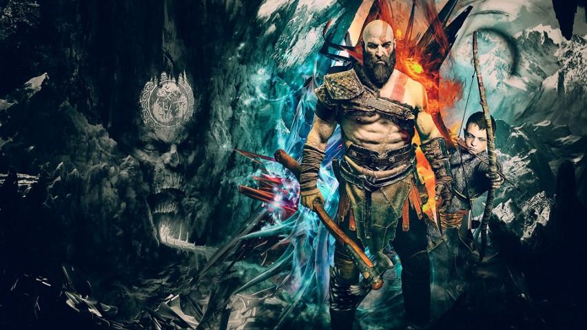 Kratos wyszedł z cienia bogów i wybrał życie człowieka....
