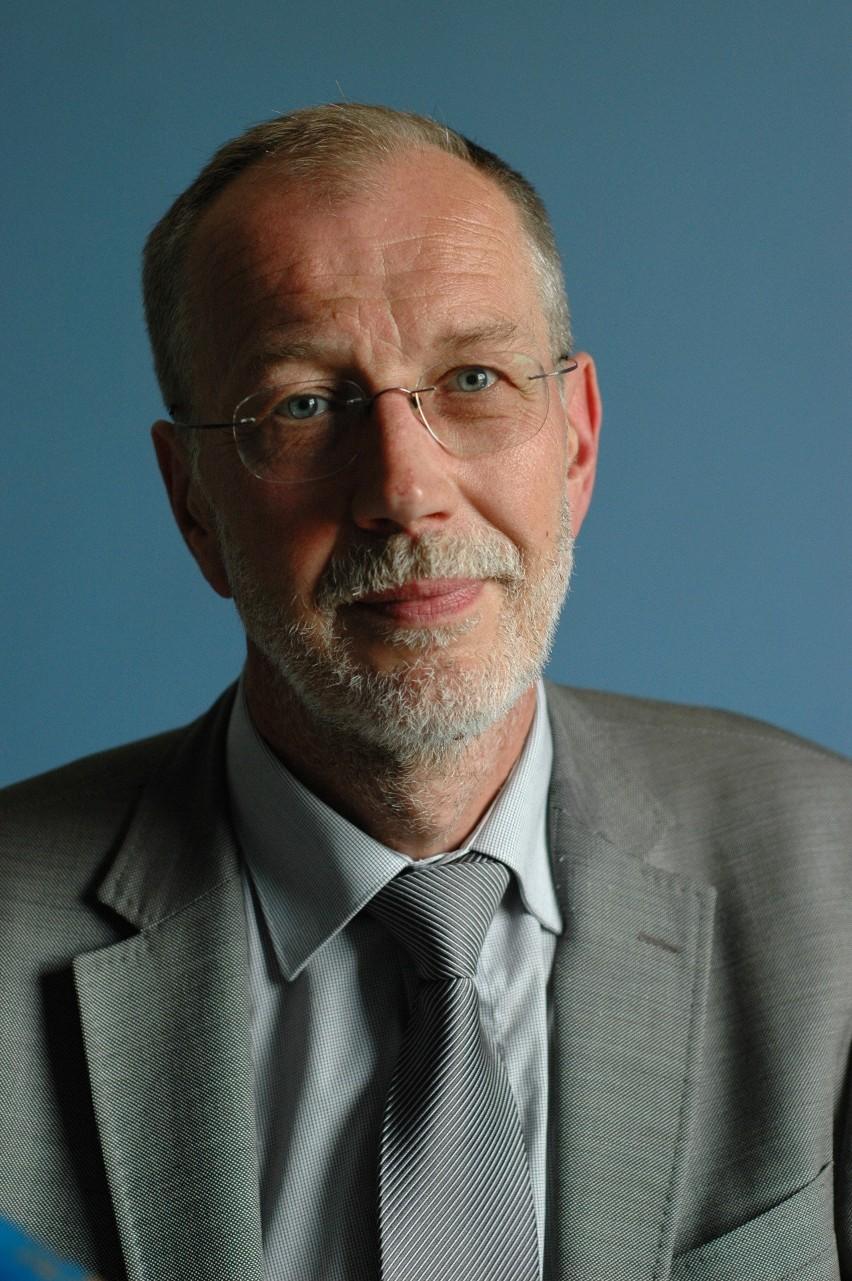 Michał Wieczorek, rzecznik Izby Notarialnej w Poznaniu
