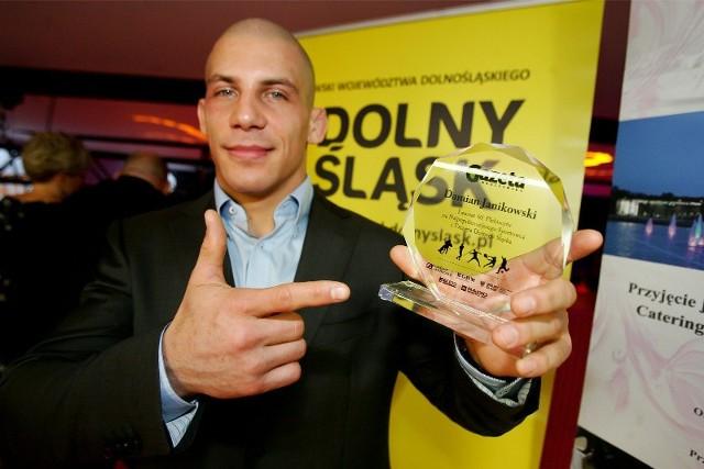 Damian Janikowski - laureat 60. plebiscytu na najlepszego sportowca