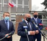 Projekt nowelizacji  przepisów karnych w zakresie ochrony środowiska. O szczegółach mówili w Kielcach Jacek Ozdoba i Mariusz Gosek
