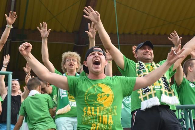 Kibice uwielbiają pojedynki żużlowców Stali Gorzów i Falubazu Zielona Góra.