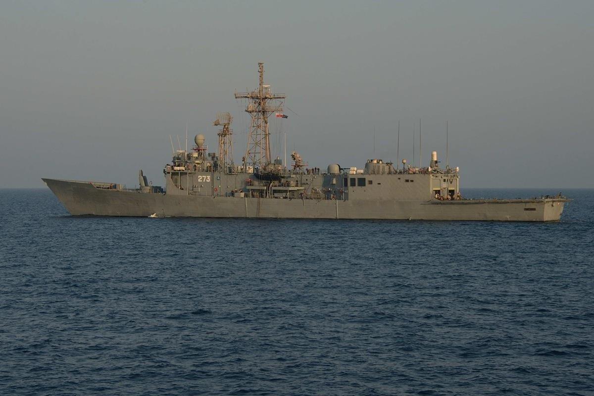 13d8571a9b0c5 Okręty Marynarki Wojennej wpłyną do Szczecina | Głos Szczeciński