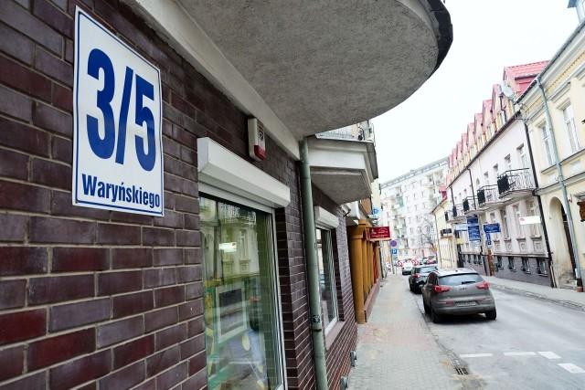 W Białymstoku mieszkający przy Waryńskiego mogą spać spokojnie. Radni nie planują zmienić nazwy ulicy.