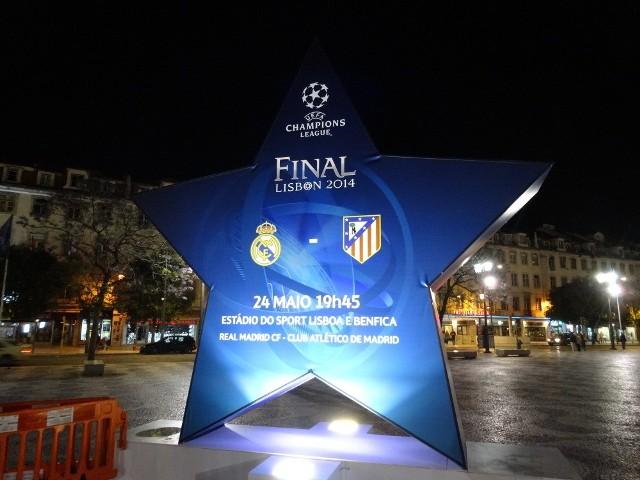 Lizbona gotowa na finał Ligi Mistrzów