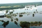 Powódź tysiąclecia. 21 lat temu wielka woda dotarła do Lubuskiego [ZDJĘCIA]