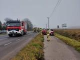 Wypadek pod Stargardem. Sprawcą 73-latek ze Szczecina