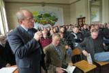 Senator Łyczak interweniował w sprawie rolników i szpitala
