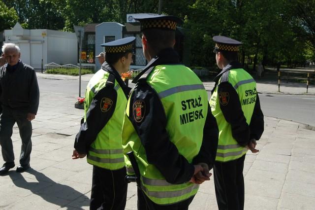 Tylko cztery osoby przeszły rekrutację do łódzkiej straży miejskiej