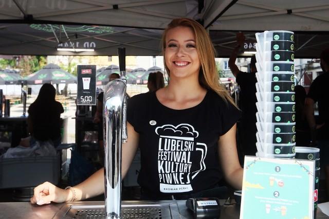 Festiwal Kultury Piwnej (31 sierpnia – 1 września) przy ul. Bernardyńskiej w Lublinie
