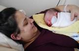 Leonard urodził się minutę po północy [zdjęcia] Pierwszy łodzianin 2017 roku