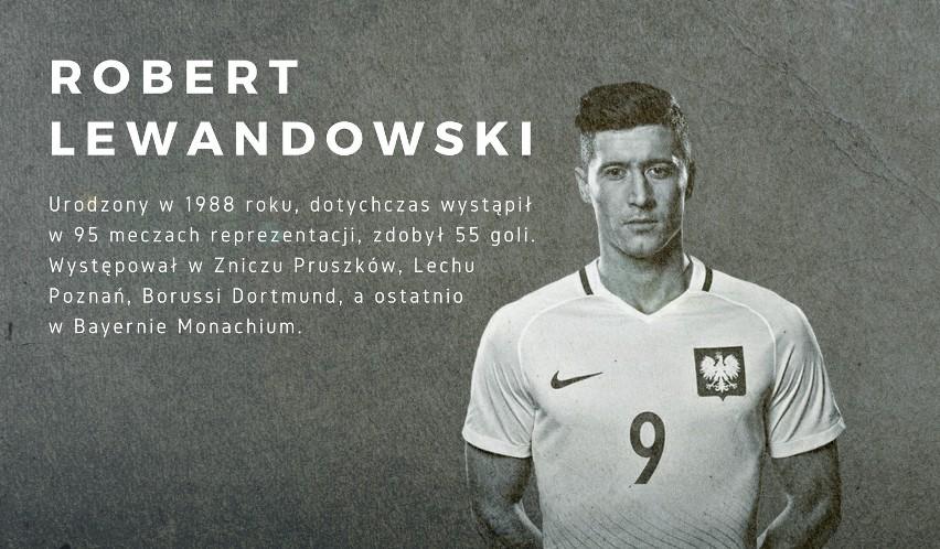 Robert Lewandowski...