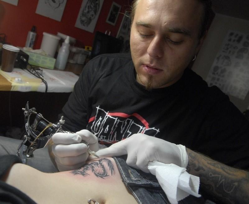 Słupsk Noc Tatuaży W Słupskim Pubie Już W Najbliższy