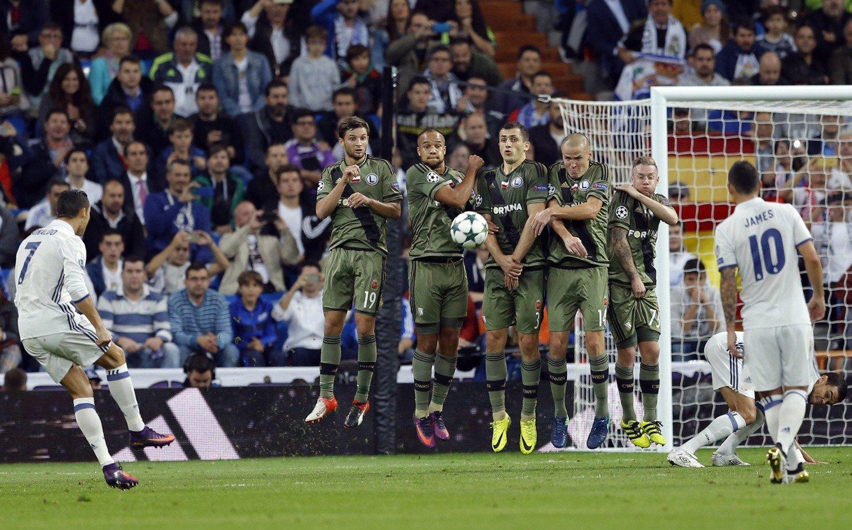 Groovy Liga Mistrzów. Znamy składy na mecz Legia – Real. Zaskoczenie w XP81