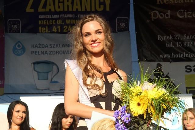 Katarzyna Skowronek – I Wicemiss Lata 2016.