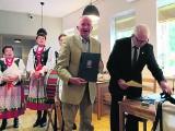ŚWIEBODZIN/ZBĄSZYNEK Kresowianie podpisali umowę partnerską i wspominali proboszcza