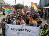 Tęczowy Marsz Równości przeszedł w sobotę przez Łódź