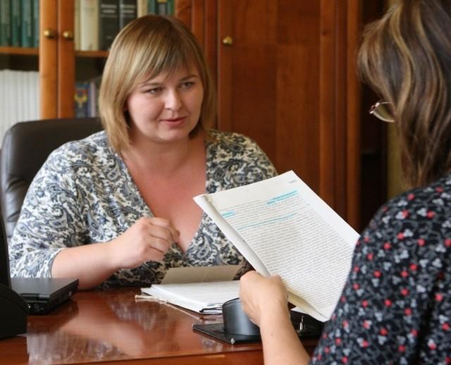 Słupska adwokat Natalia Jesionek w sobotę będzie udzielała porad prawnych za darmo.